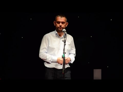 Choosing To Be A 'Jack Of All Trades' | Dr. Jonathan Griffiths | TEDxNantwich
