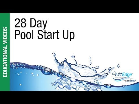 28 Day Pool Start Up