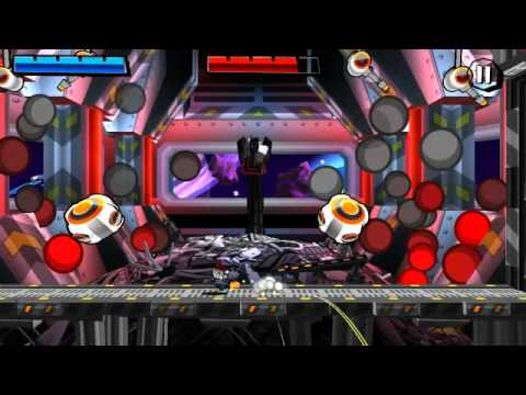 Roboto - Level Play Through Space Scorpion