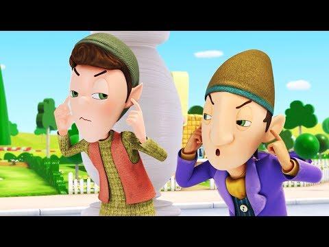 Noddy In Toyland | The Sound Sucker | Noddy English Full Episodes