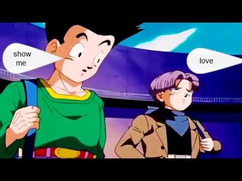 Pan X Trunks Y Goten X Bura Show Me Love