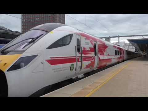 Class 800 IEP leaves Reading 20/9/17