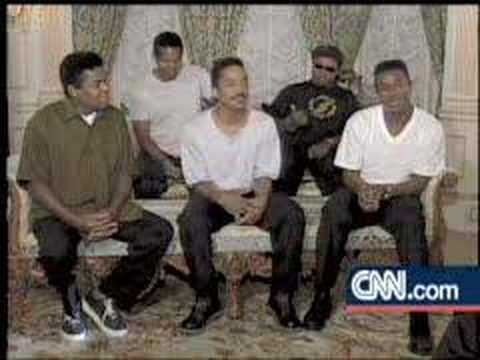 the jacksons interview before 30 anniversary
