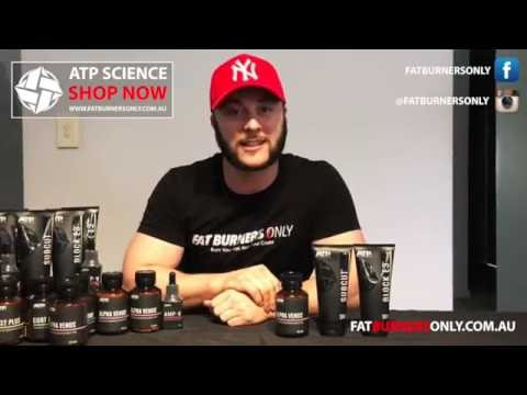 ATP Science Alpha Venus, Subcut & Block E3 Stack Review   Fat Burners Only