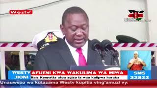 Ni afueni kwa wakulima wa miwa na wale wenzao wa zao la mahindi baa...