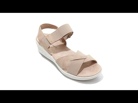8f859432707 easy spirit Mattie Adjustable Sandal