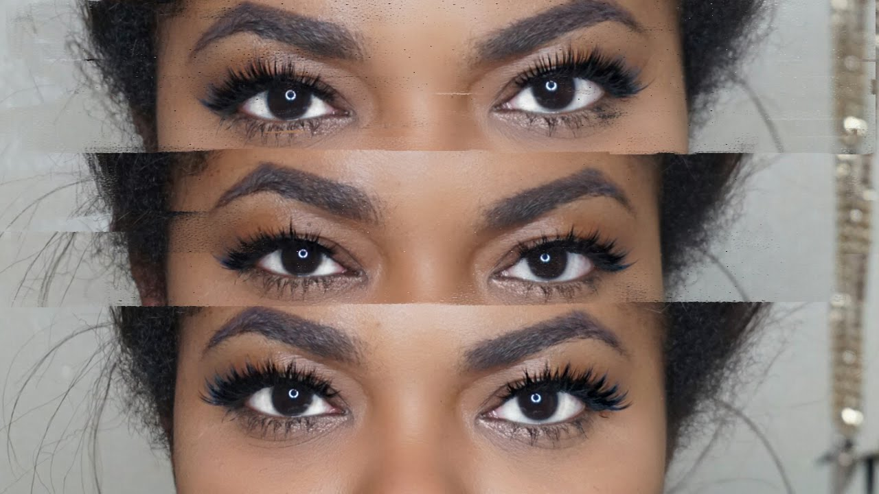 4d856841bf8 Violet Voss 3D Faux Mink Lashes First Impressions & Try on |Selenashines