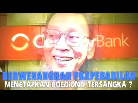 "[FULL] ""Berwenangkah Praperadilan Menetapkan Boediono Tersangka?"" Indonesia Lawyers Club ILC tvOne"