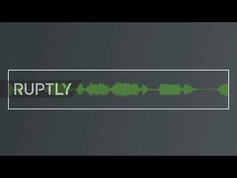 USA: Police audio of Pittsburgh massacre *AUDIO*