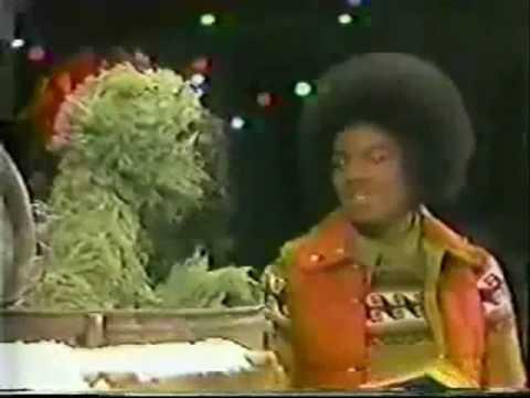 Michael Jackson - A Special Sesame Street Christmas - YouTube