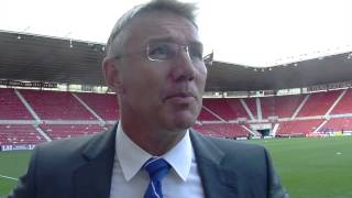 Nigel Adkins delight at Boro win | Middlesbrough 0-1 Reading | 30.08.14