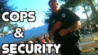 KICKED OUT OF CHURCH!! RUDE Security Guard Returns
