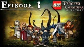 Épisode 1 - Port Royal - [Série] Lego Pirates des Caraïbes : Le Jeu Vidéo