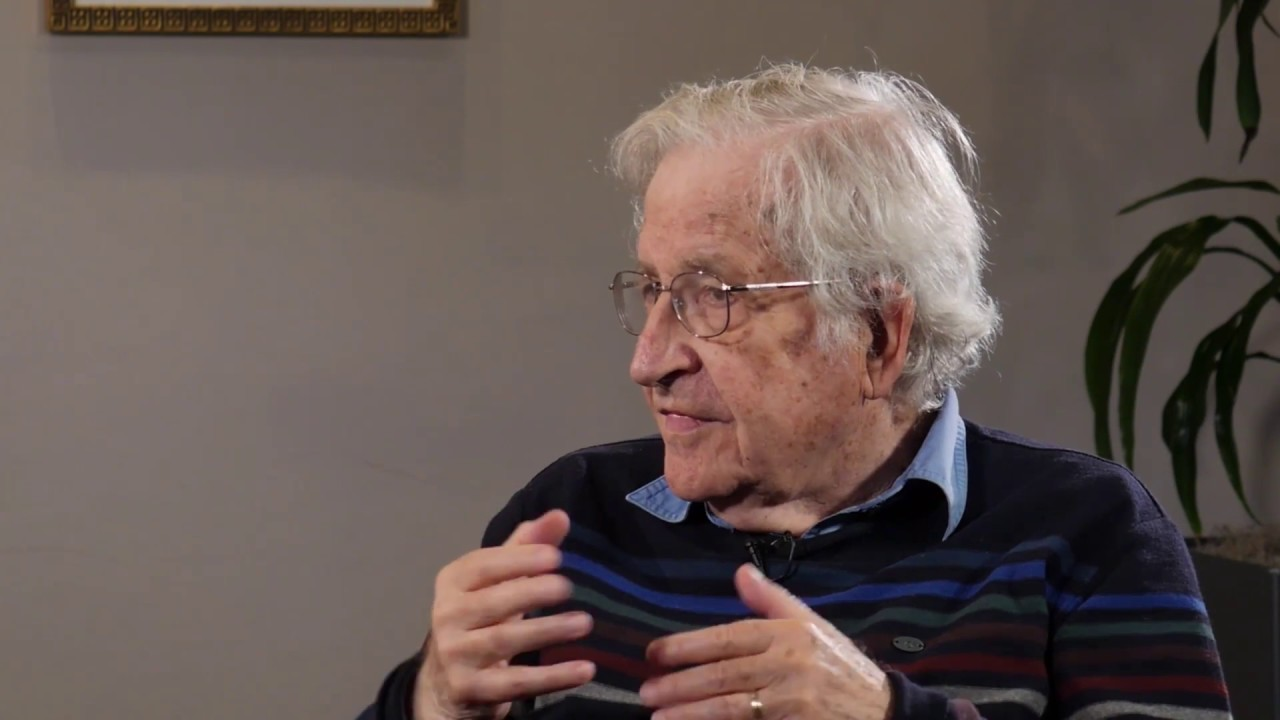 Consciousness Central 2017 - Day 2 with guests Noam Chomsky and Hartmut  Neven