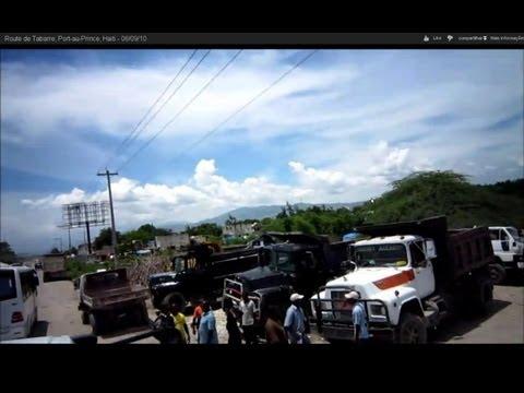 Route de Tabarre, Port-au-Prince, Haiti (FullHD) - 08/09/10