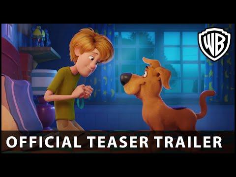 SCOOB! - Official Teaser Trailer - Warner Bros. UK