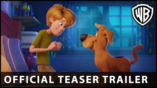 SCOOB! - Official Teaser Trailer - Warner Bros. UK