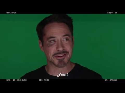 Capitán América: Civil War | Gag reel