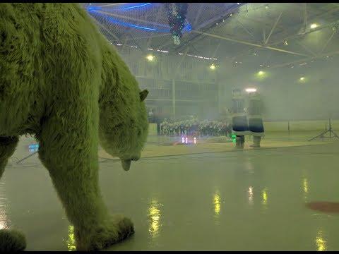 """Хоккейный турнир """"Белый медведь"""""""