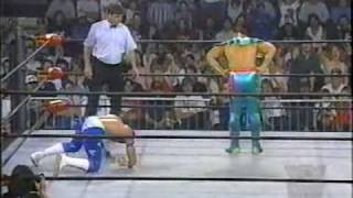 Download Video Rey Mysterio Jr. vs. Ultimate Dragon on Nitro MP3 3GP MP4