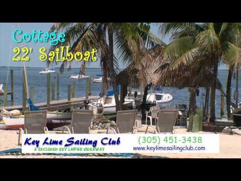 Key Lime Sailing Club TV commercial