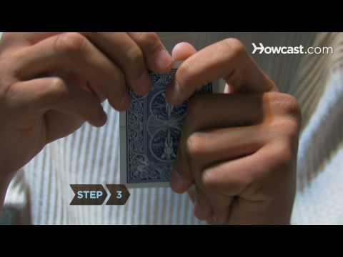 How to Do the Torn & Restored Card Trick