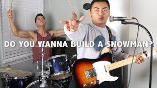 Video DO YOU WANNA BUILD A SNOWMAN?!? download MP3, 3GP, MP4, WEBM, AVI, FLV November 2017