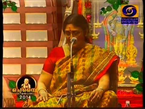 Chembai Utsavam 2014 Bhavana Radhakrishnan 02 Kapi Vihara manasa