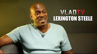 Lexington Steele: Industry Newbies Often Can