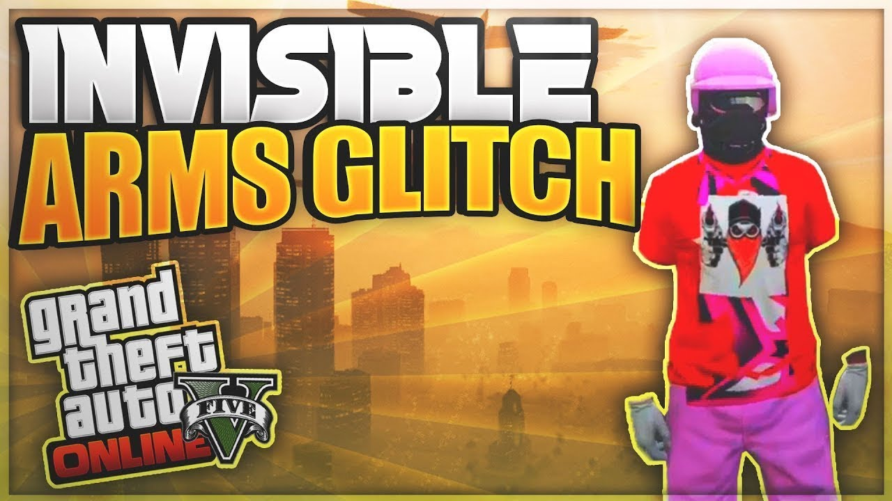 HOW TO GET INVISIBLE ARMS GLITCH! Get A MODDED OUTFIT ...