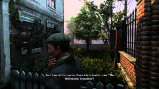 A bootiful mustache - SHERLOCK HOLMES: CRIMES AND PUNISHMENTS - Part 33