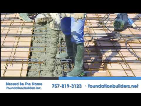 Blessed Be The Name Foundation/Builders Inc. | Excavating Services in Virginia Beach