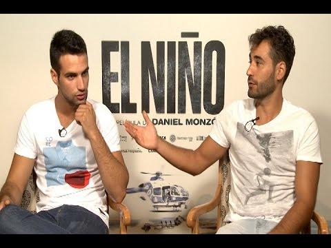 Jesús Castro ('El Niño'), nos desvela detalles de la película