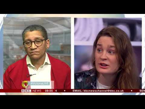 Owl LIVE the Victoria Derbyshire Show on BBC Two