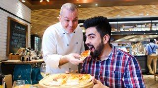 THE BEST ITALIAN DINING EXPERIENCE   ITALIAN FOOD   SHANGRI-LA HOTEL