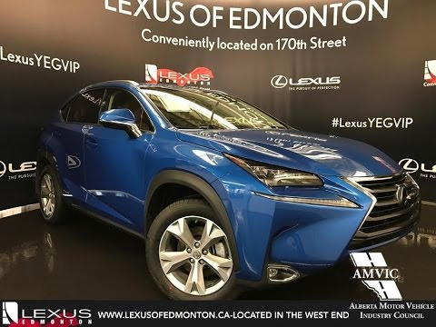 2017 Lexus Nx 300h Hybrid Awd Review