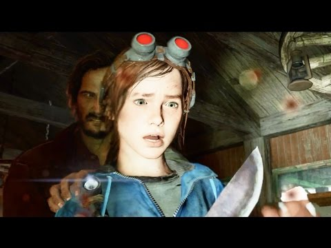 THE LAST OF US: ELLIE VS. DAVID (Survivor+ Difficulty)