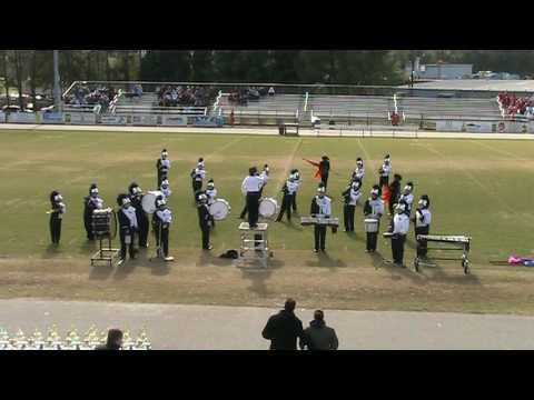 Mount Airy High School Band 2009