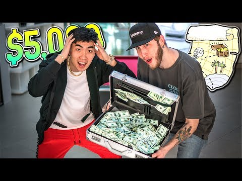 I'VE HIDDEN $5,000 IN PUBLIC (come find it)