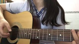 Trong Trí Nhớ Của Anh - Nguyễn Trần Trung Quân Guitar Cover Cực Hay