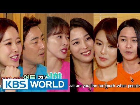 Happy Together - Baek Zyoung, Kim Sungsu, Han Goeun & more! (2015.05.14)