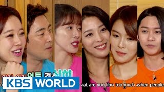 Happy Together - Baek Zyoung, Kim Sungsu, Han Goeun & more! (2015.05.14)