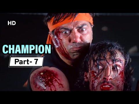 Champion - Movie In Parts 07 | Sunny Deol - Manisha Koirala - Superhit Hindi Movie