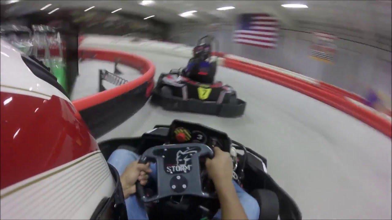 Go Kart Racing Pa >> Harrisburg Pa Autobahn Indoor Speedway