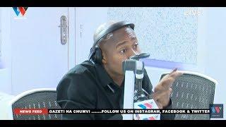 #LIVE : KURASA ZA MAGAZETI  NDANI YA WASAFI FM 88.9 (JAN 09, 2020)