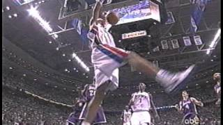 Rasheed Wallace Gets Pissed, Takes Over (2004 NBA Finals)