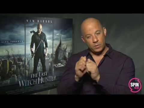 VIN DIESEL INTERVIEW - THE LAST WITCH HUNTER