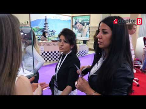DOCTOR B Beauty eurasia fuarı 2016