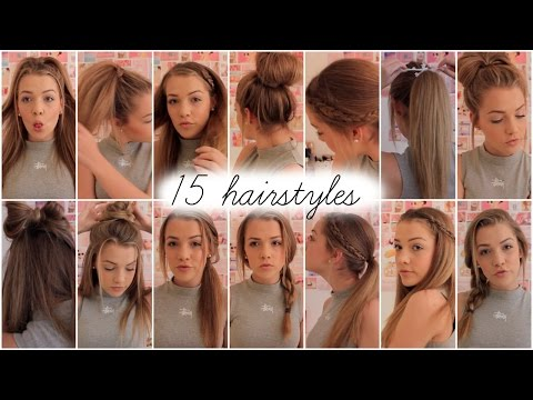 15 Heatless Hairstyles 2020