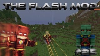 Minecraft The Flash Mod Adventures Episode 25 Martian Manhunter